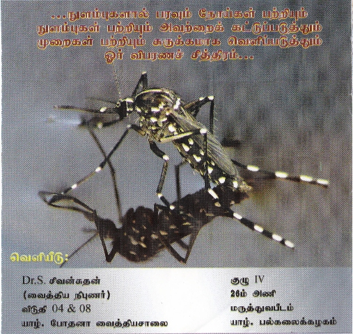 நுளம்புடன் ஒரு குருஷேத்திரம் (இரண்டாம் பக்கம்)